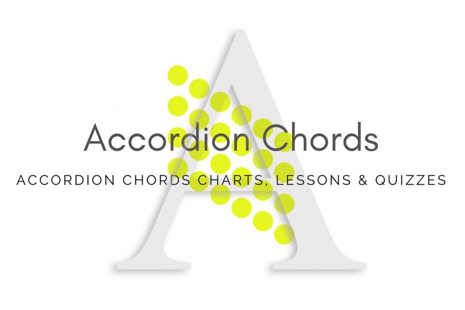 Root - All accordion chords in A key