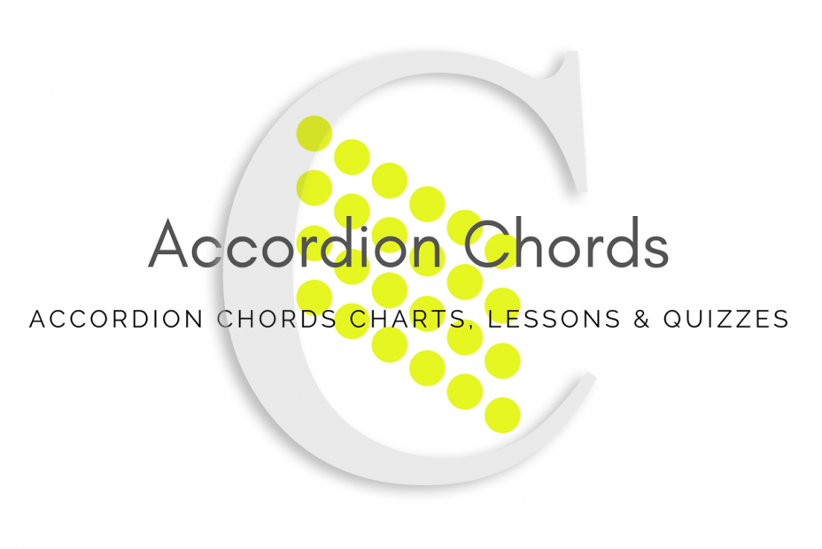 Root - All accordion chords in C key