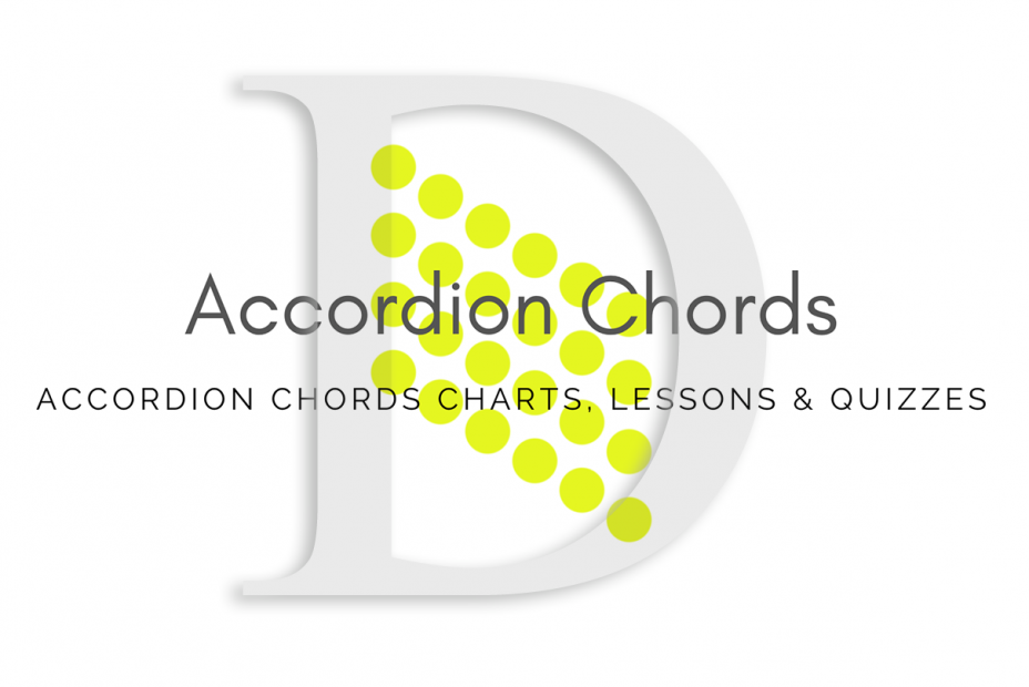 Root - All accordion chords in D key
