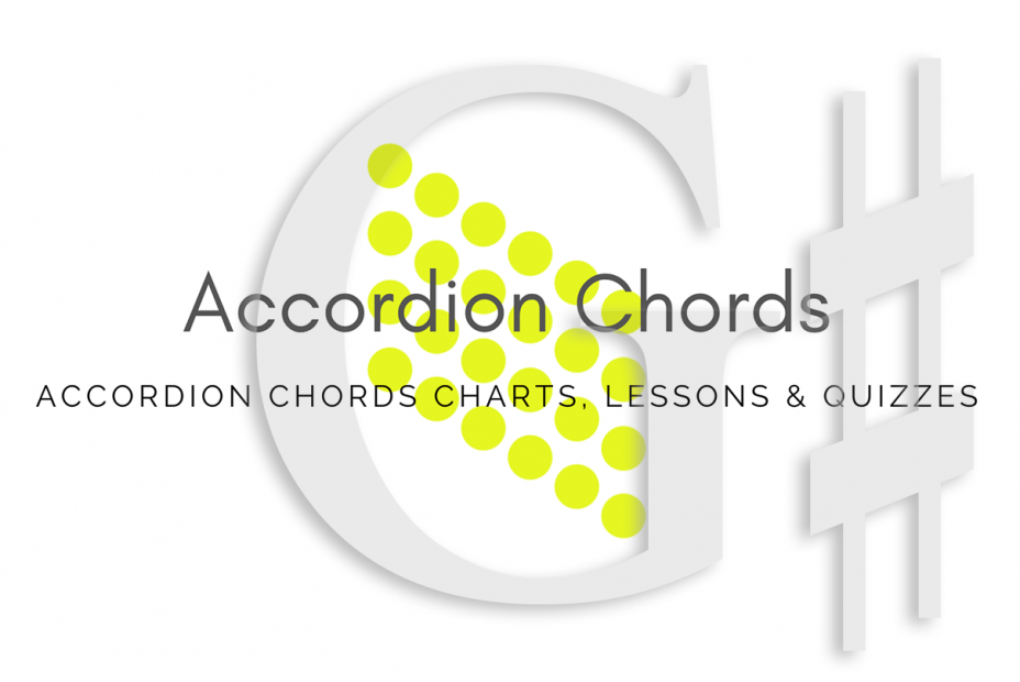 Root - All accordion chords in G# key