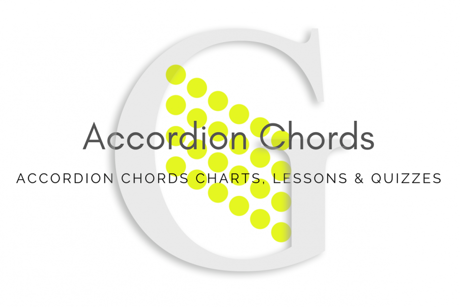 Root - All accordion chords in G key