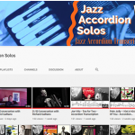 Jazz Accordion Solos screenshot